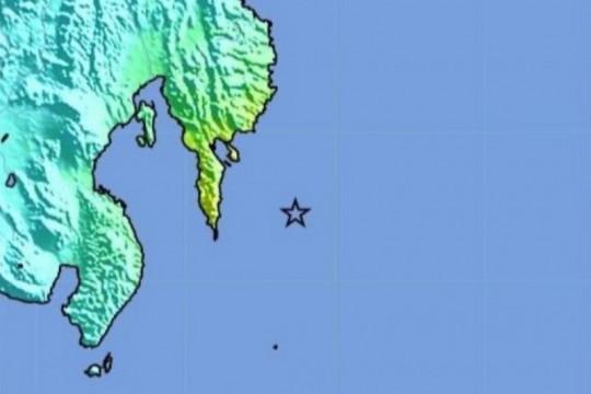 Delapan gempa susulan terjadi pascagempa 7,1 di Davao hingga Talaud