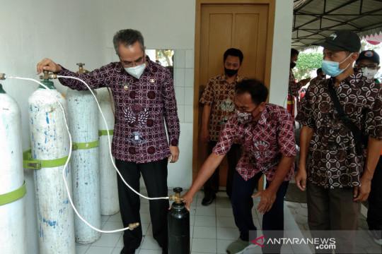 Bantul luncurkan oksigen gratis bagi pasien COVID-19 yang isoman