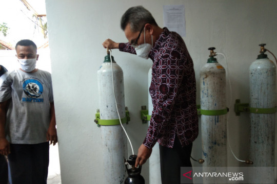 Bupati : Oksigen gratis diberikan selama masih pandemi COVID-19