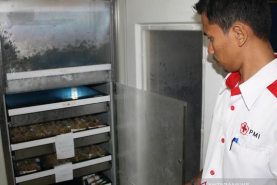 Tak ada donor massal, stok darah di Karawang-Jabar kritis saat pandemi