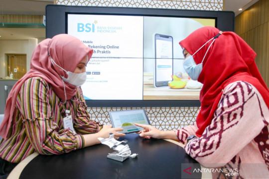 BSI raup pertumbuhan transaksi digital hingga 97,4 persen per Juli