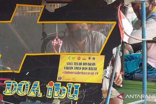 "Jakarta kemarin, target vaksinasi hingga ""urban farming"""