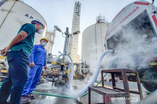 PLN produksi dua ton oksigen per hari bantu atasi pandemi