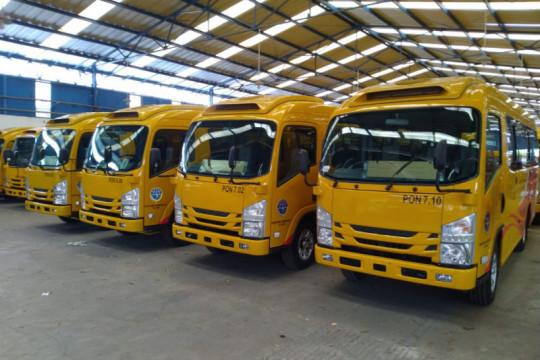 Kemenhub siapkan 428 bus untuk dukung PON XX Papua