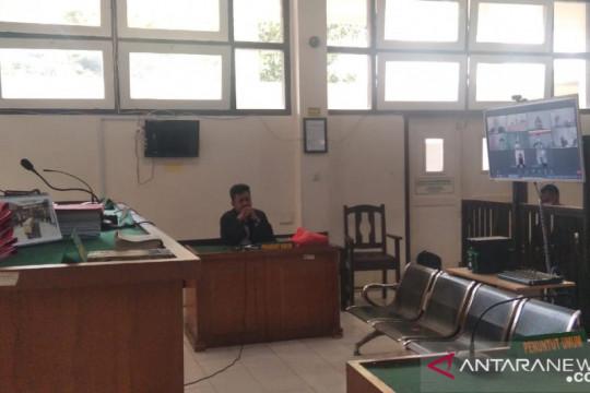 Kurir sabu-sabu Rp300 juta di Palembang divonis penjara 13 tahun