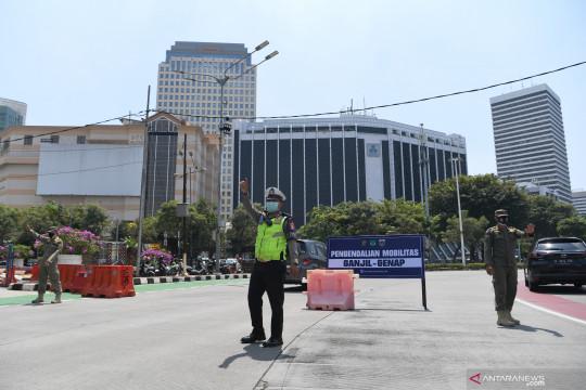 Satpol PP Jakarta Timur gencarkan patroli pengendalian mobilitas warga