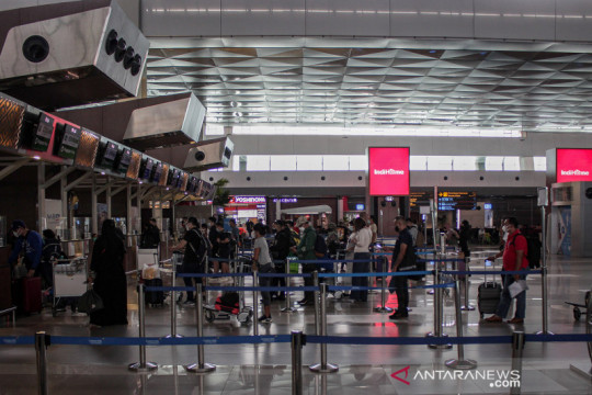 Aturan baru syarat penerbangan PPKM Jawa-Bali