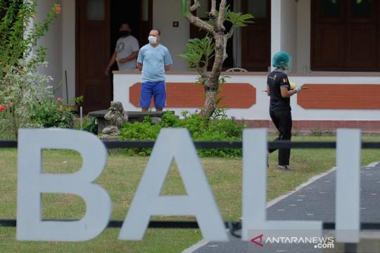 Gubernur Bali larang OTG isolasi mandiri di rumah