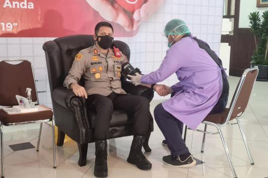 Personel Polresta Malang Kota ikuti program donor plasma konvalesen