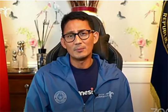 Sandiaga Uno dorong adaptasi teknologi ciptakan entrepreneur tangguh