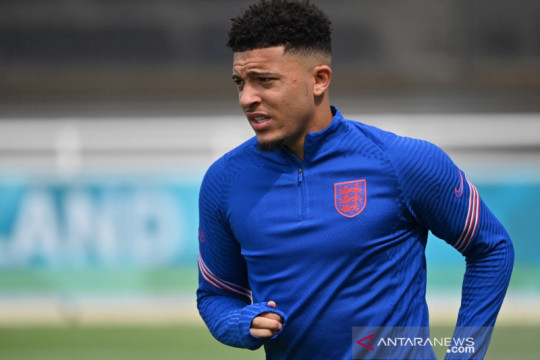 Maguire yakin Sancho akan jadi bintang di Manchester United