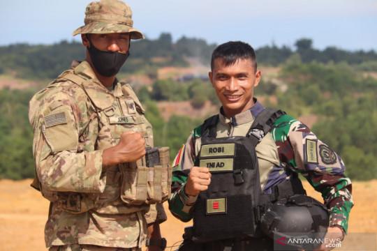 Kasad: latihan bersama agar prajurit saling mengenal dan bersahabat.