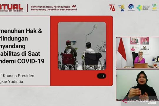 Angkie Yudistia: Data jadi kendala pemenuhan hak disabilitas