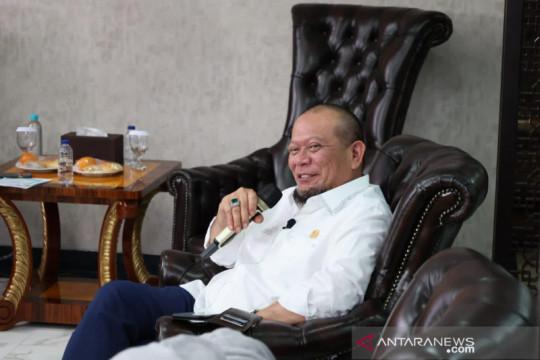 Ketua DPD RI minta pemerintah tingkatkan sarpras sekolah daring