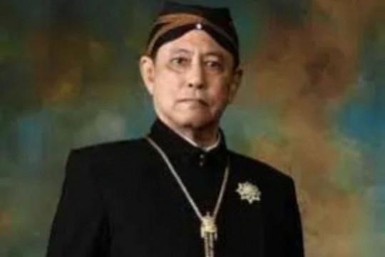 Raja Mangkunegara IX akan dimakamkan di Astana Giri Layu