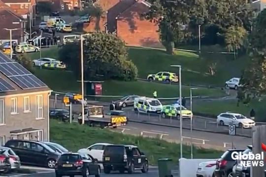 Seorang gadis kecil ikut tewas dalam penembakan di Inggris