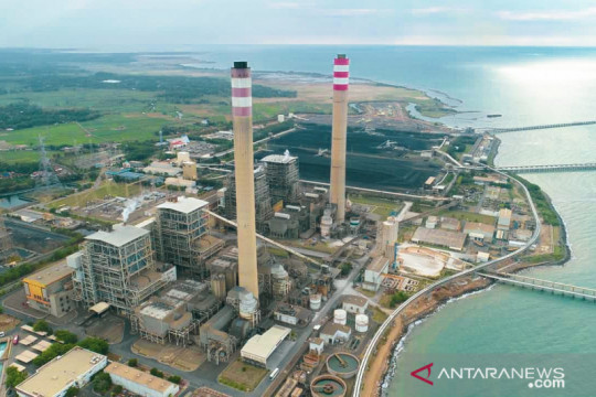 PLN uji coba perdagangan emisi karbon dengan melibatkan 80 unit PLTU