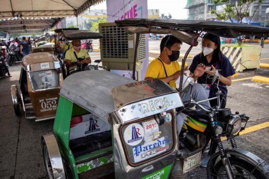 Filipina hapus karantina bagi WNA yang divaksin lengkap