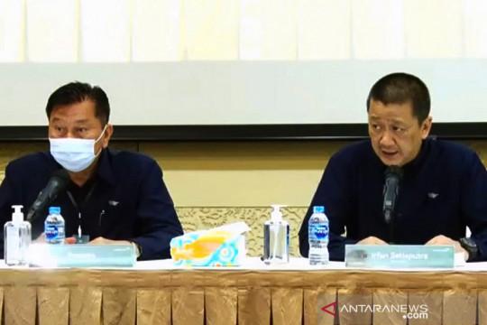 Gelar RUPST, Garuda Indonesia kurangi jumlah komisaris dan direksi