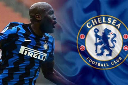 Lukaku resmi kembali ke Chelsea
