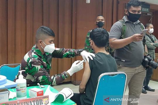 Kodam Iskandar Muda terus mengawal program vaksinasi COVID-19
