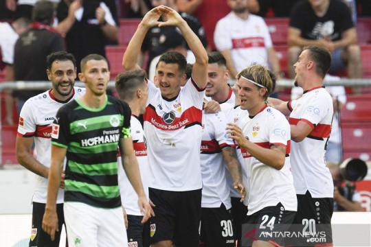 Hasil Liga Jerman: Dua tim promosi kompak derita kekalahan