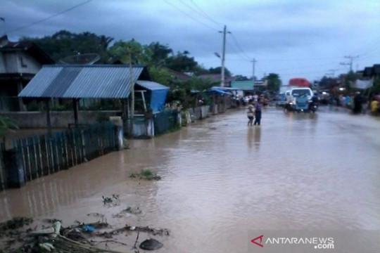 Empat desa di Mandailing Natal terendam banjir