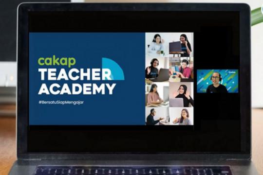 Billy Mambrasar apresiasi program pelatihan mengajar secara digital