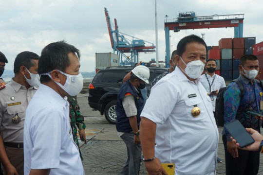 Ekspor komoditas pertanian Lampung capai Rp660,5 miliar