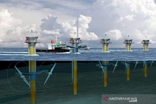 Masa depan energi Indonesia ada di laut