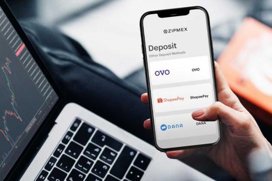 Zipmex gandeng e-wallet akomodir meningkatnya minat investasi kripto