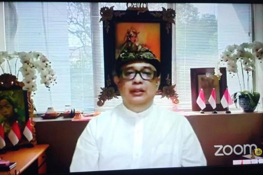 Ari Dwipayana yakin semangat persatuan Indonesia dapat atasi krisis