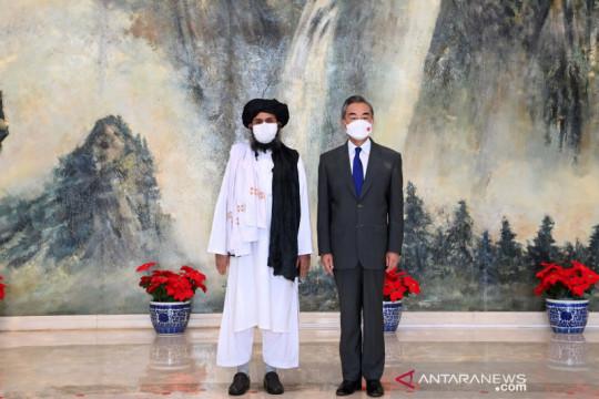 China ajak Pakistan dan Turki dukung transisi di Afghanistan