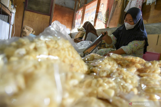 Legislator minta Bantuan Produktif Usaha Mikro tetap dianggarkan 2022
