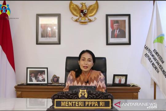 Menteri: Wujudkan kesetaraan gender, perlu upaya bersama