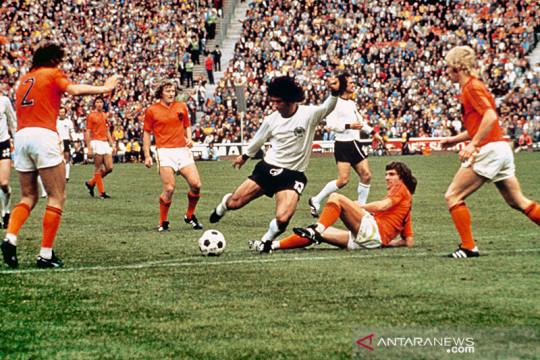 Legenda Bayern & Jerman, Gerd Muller meninggal dunia di usia 75 tahun