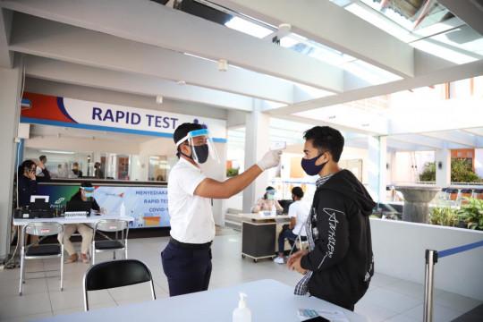 Kadin-INACA jajaki impor PCR untuk penerbangan nasional