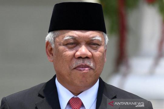 Menteri Basuki tekankan efisiensi anggaran ke pejabat tinggi baru PUPR