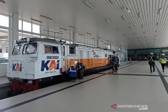 AP I Bandara YIA dukung persiapan pengoperasian kereta api bandara