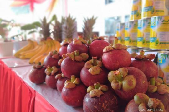 Ekspor komoditas pertanian Lampung mencapai Rp5,6 triliun