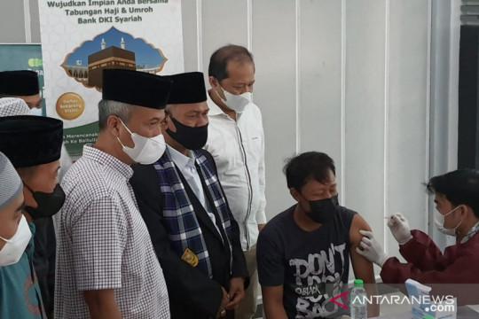 Bank DKI gaet DMI gelar vaksinasi di tempat ibadah