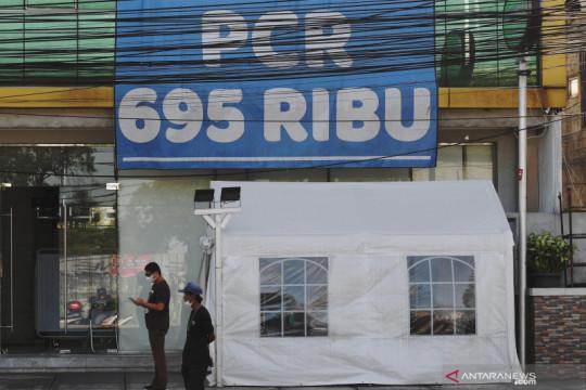 Presiden minta harga tes usap PCR maksimal Rp550 ribu