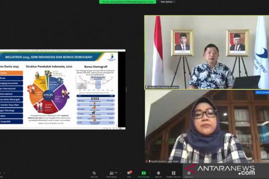 Menteri PPN-Rektor IPB puji Pemkab Bogor kolaborasi dengan pemuda