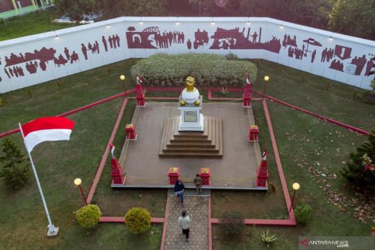 Wisata sejarah Monumen Tugu Kebulatan Tekad di Rengasdengklok