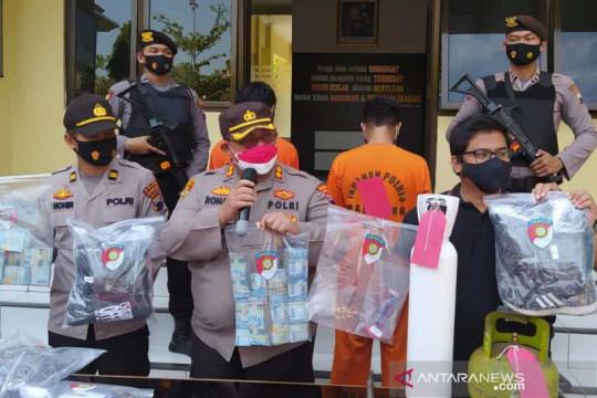 Polres Magelang ungkap pelaku pencurian uang ATM