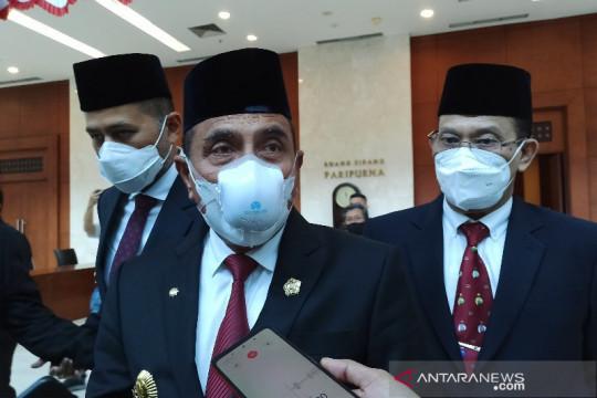 Gubernur Sumut berharap tes PCR COVID-19 masyarakat umum digratiskan