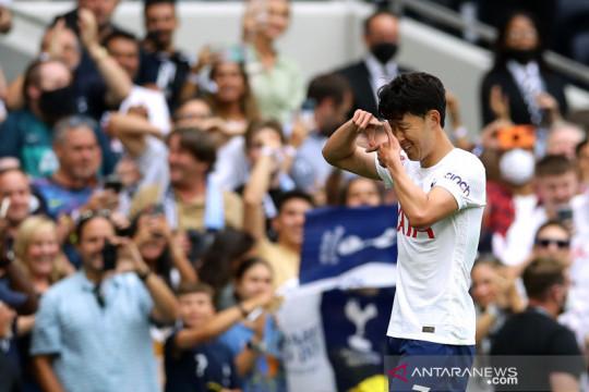 Son Heung-min paksa City buka musim telan kekalahan lawan Tottenham