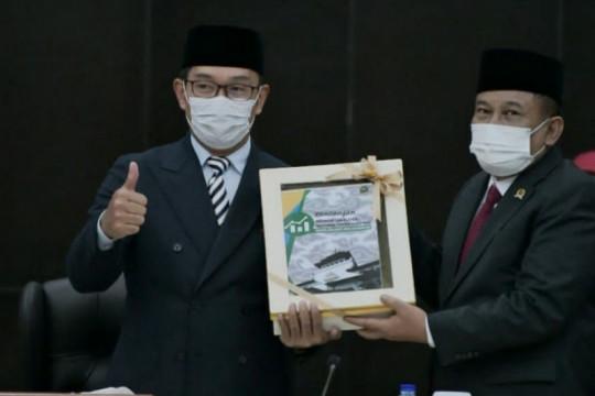 Ridwan Kamil paparkan 11 prioritas pembangunan Jawa Barat tahun 2022