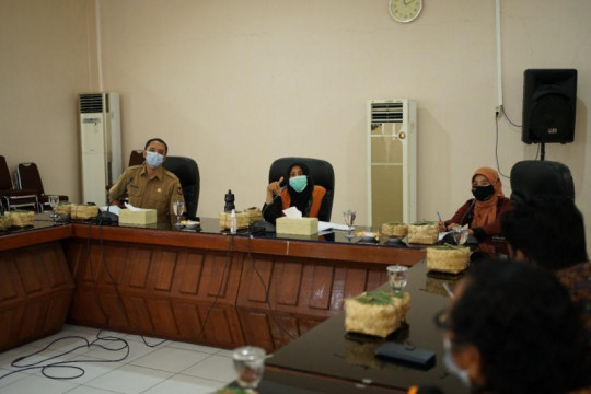Perempuan Kota Kediri dapat program pemberdayaan USAID JAPRI WEE