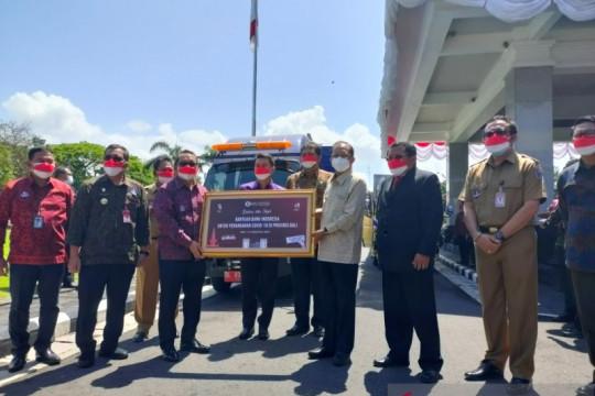 BI bantu 500 tabung oksigen untuk penanganan COVID-19 di Bali